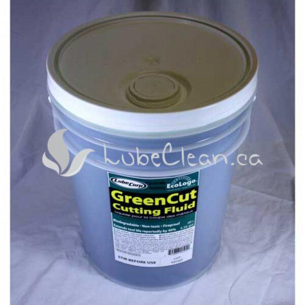 GreenCut Cutting Fluid 20 L pail