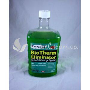 BioTherm Eliminator Waste Digester 1 L bottle