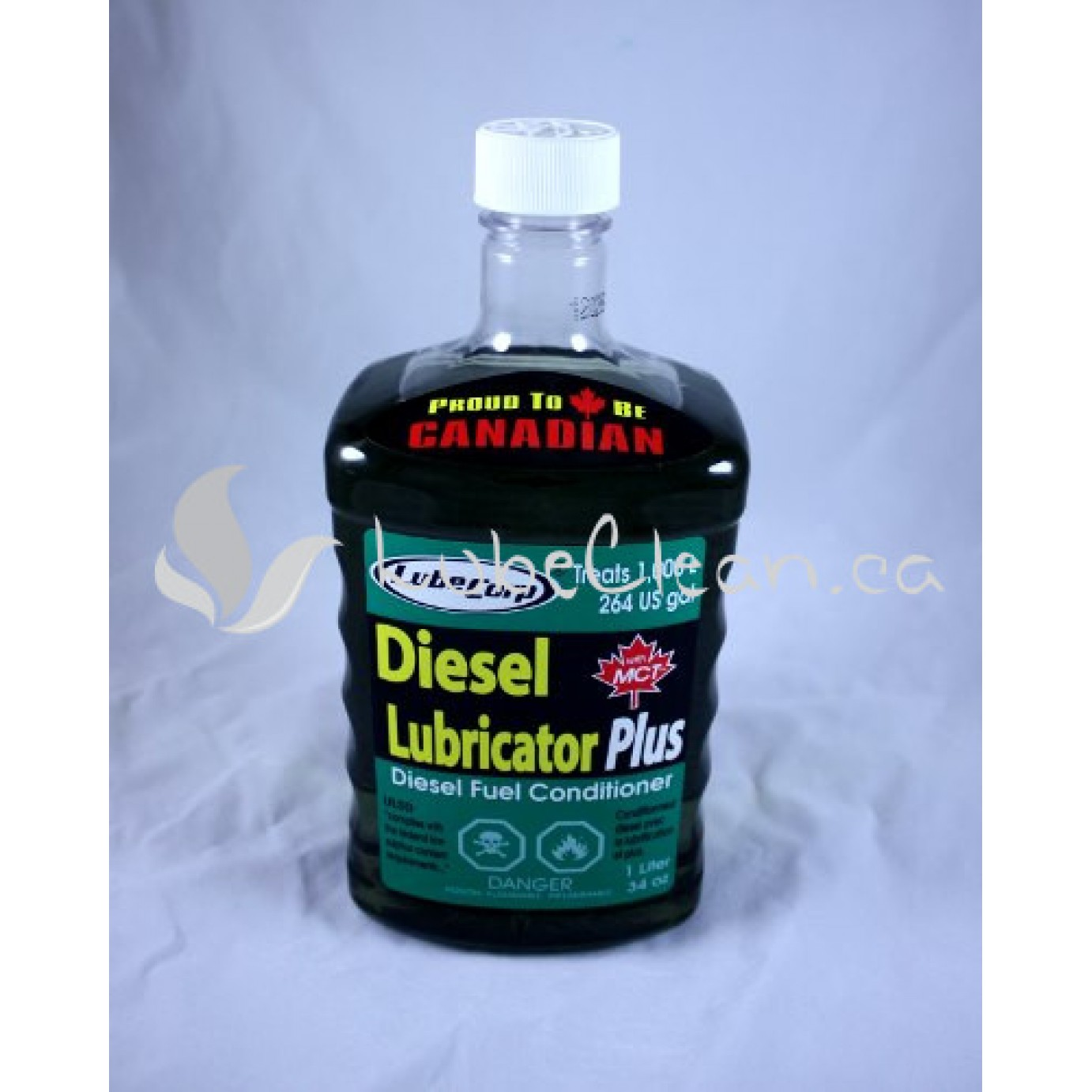 Diesel Lubricator Plus Diesel Conditioner 1 L bottle