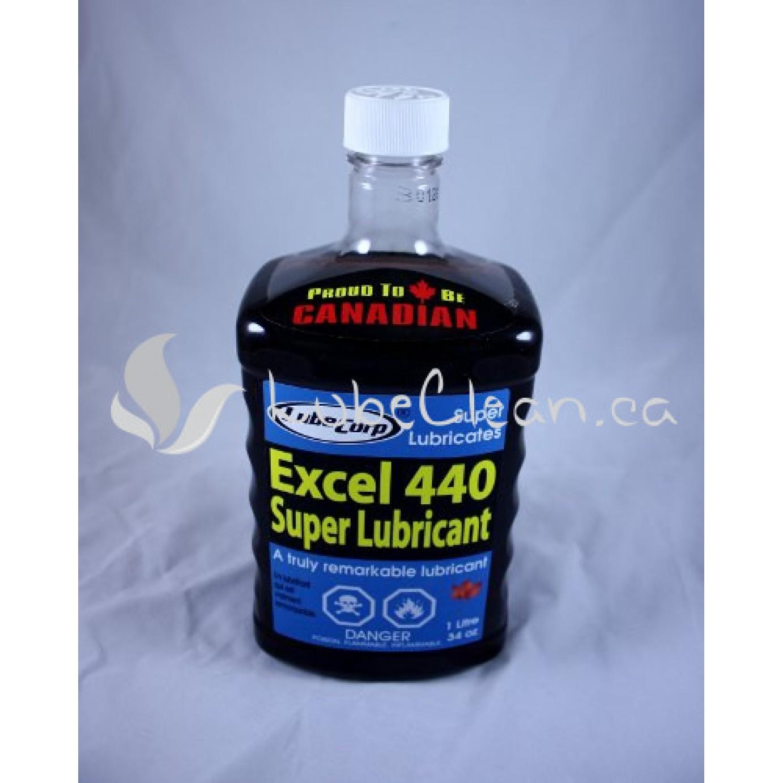 Excel 440 Super Lubricant 1 L bottle