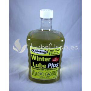 Winter Lube Plus Diesel Conditioner 1 L bottle