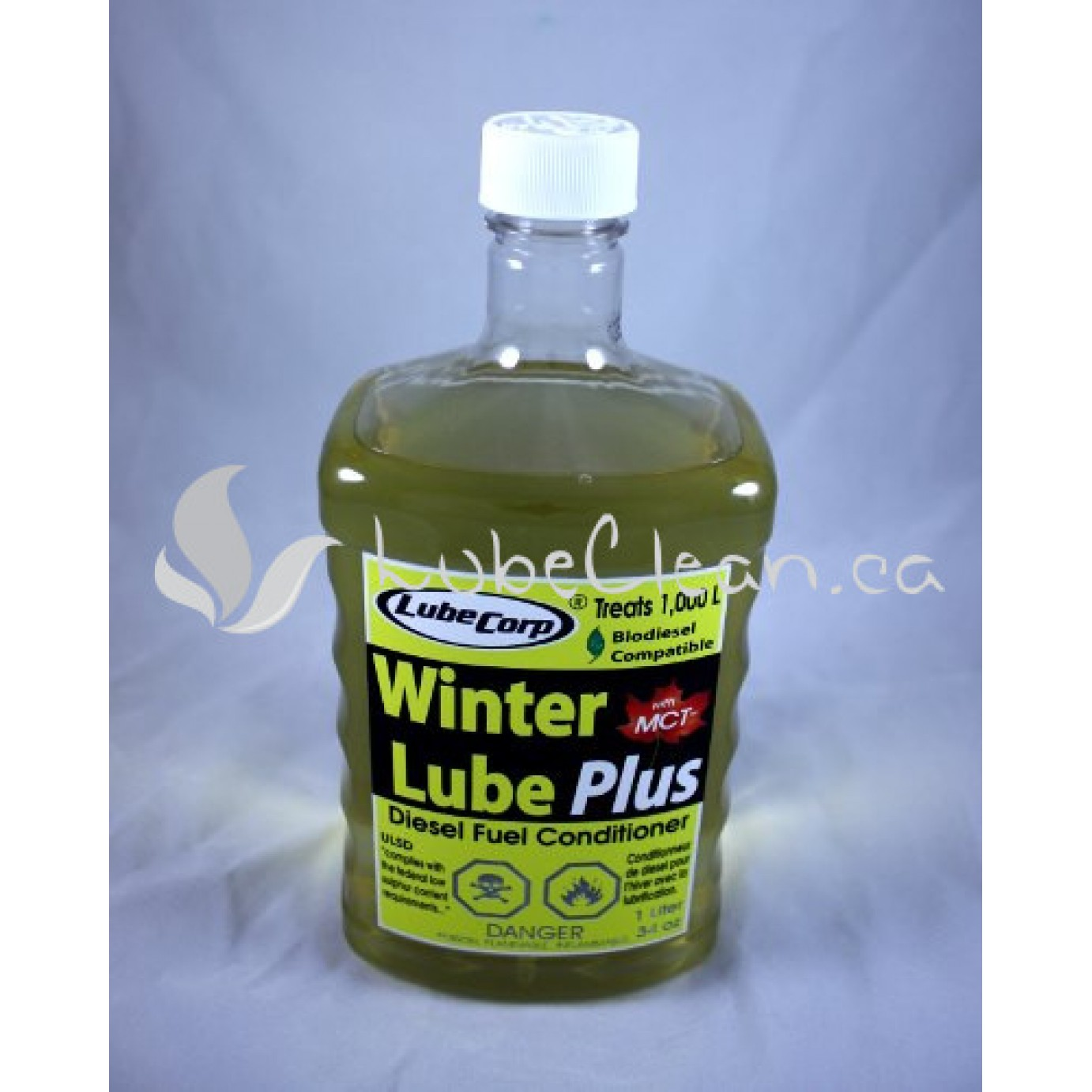Winter Lube Plus Diesel Conditioner 1 L bottle