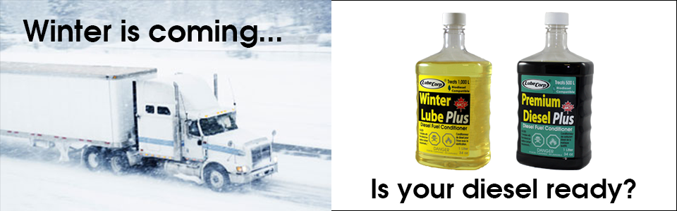 Winter is coming. Is your diesel ready?